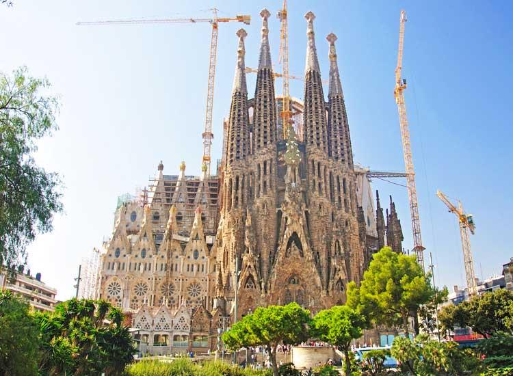 Madrid - Barcelona