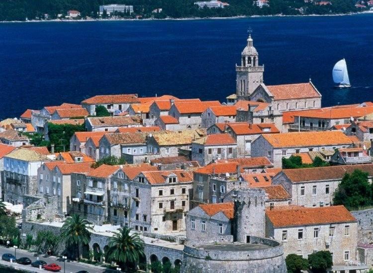 Croatia - circuit