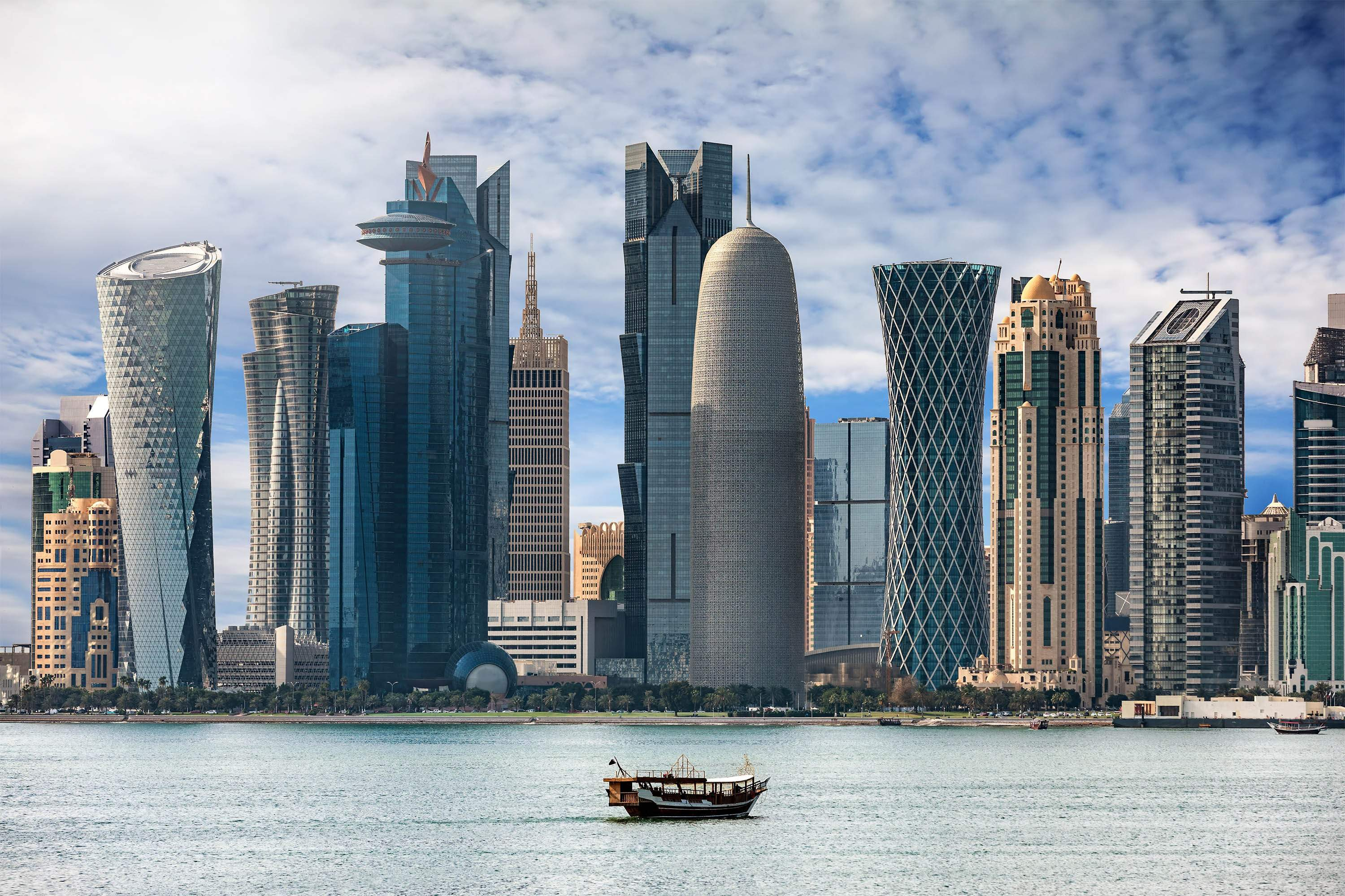 City break la Doha (Qatar) de Valentine's Day